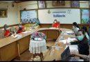 การประชุมคณะกรรมการสถานศึกษาขั้นพื้นฐาน ครั้งที่ 1/2564 (รูปแบบ Online)